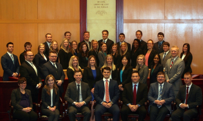 2015-2016 Drake Law Review Photo